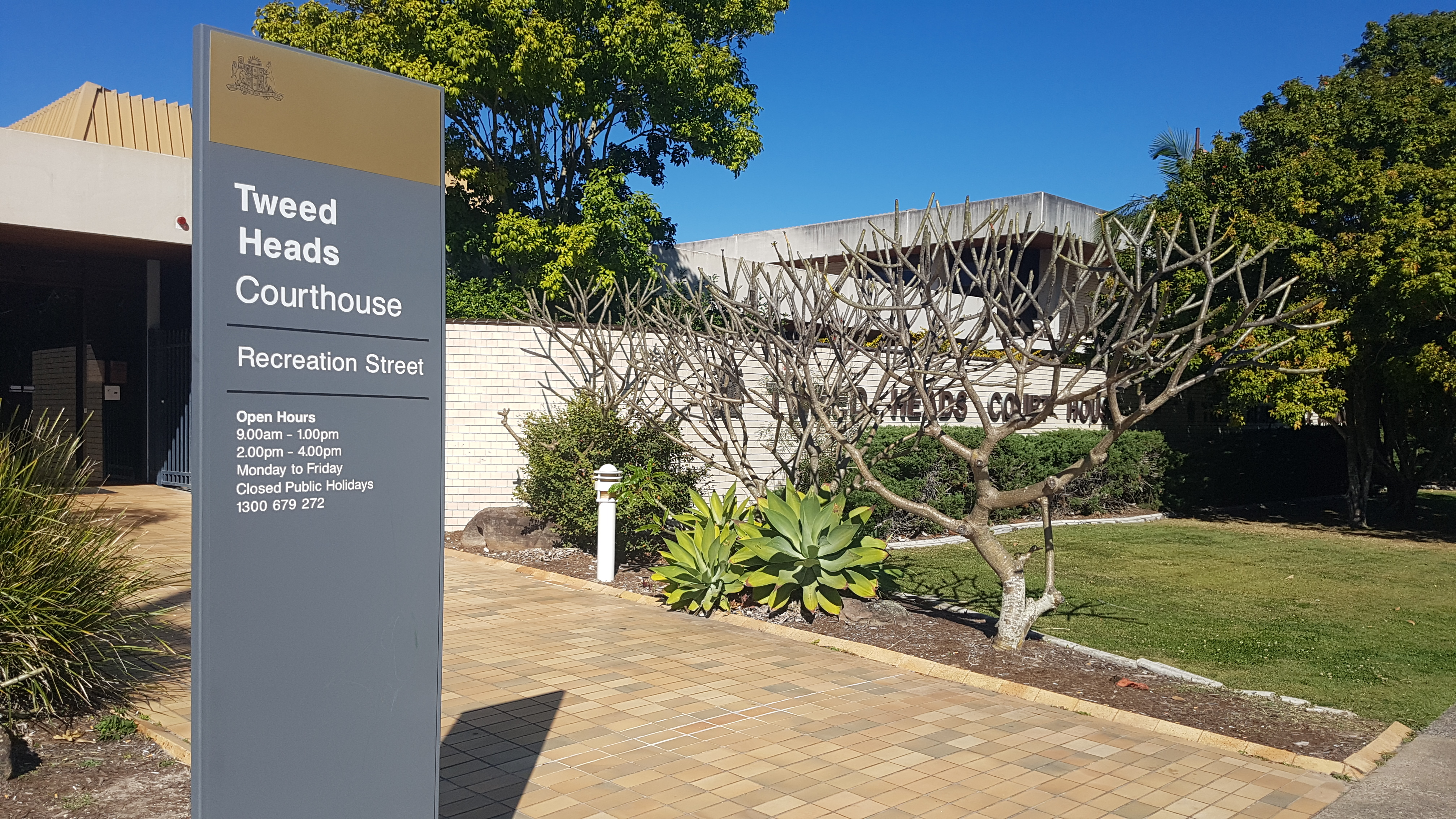 Tweed Heads Court House